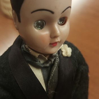 Groomsman doll - Dolls