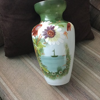 Antique Vase - Asian