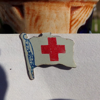 Red Cross? - Medals Pins and Badges