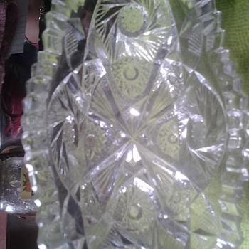whirling pinwheel? eapg dish