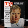 Life  July 30, 1965   Micky Mantle
