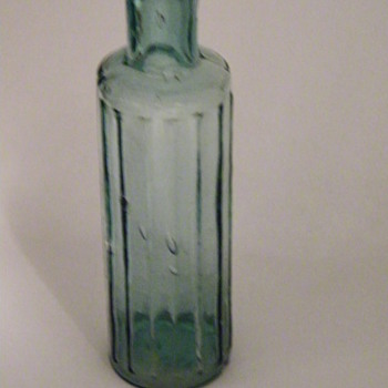 Poison Bottle Identification - Bottles