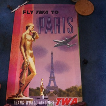 Old airline posters (part 2 of 2)