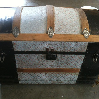 Moon and Stars Trunk - Furniture