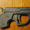 1965 Multi Pistol 09 Cap Gun by Topper Toys