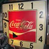 My Fathers Coke Clock