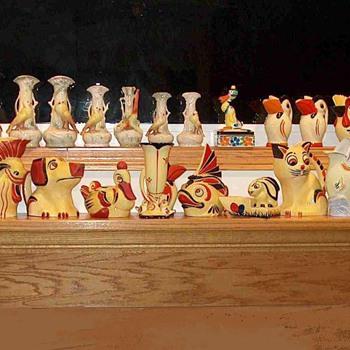 Ditmar Urbach Figurals - Art Pottery