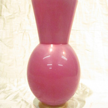 MY ABSOLUTE FAV VASE - Art Glass