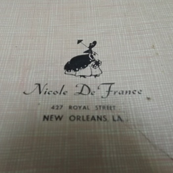 Nicole De France Doll - Dolls
