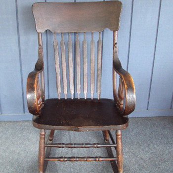 Rocking Chair info needed