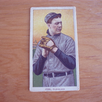 ADRIAN ADDIE JOSS T206 1909-1911 TOBACCO BASEBALL CARD
