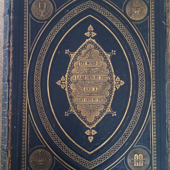 Brown's family bible. - Books