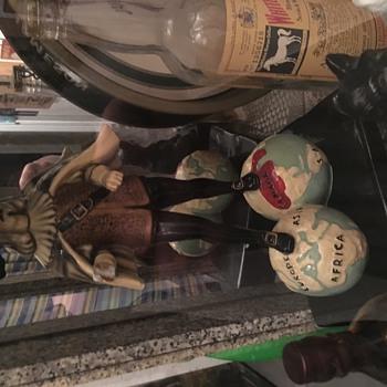 My rare Lord Calvert figurine - Breweriana