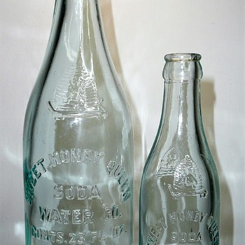 Sweet Honey Queen Soda Water Co. - Bottles
