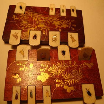 Is this something to do with Mahjong? - Games