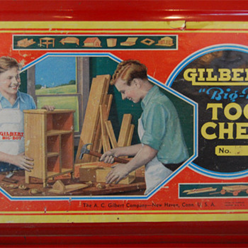 "Gilbert ""Big Boy"" Tool Chest - Tools and Hardware"