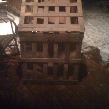 Crate /Trunk ?