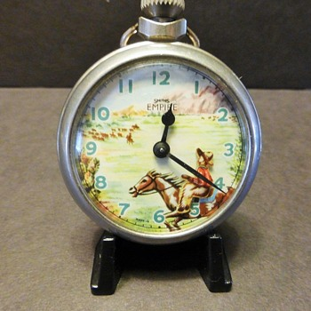 "The ""Ranger"" Animated Pocket Watch"