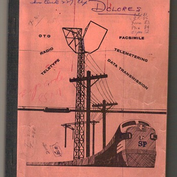 Southern Pacific telephone directory 1965