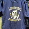 UCLA Bruin Quidditch t-shirt