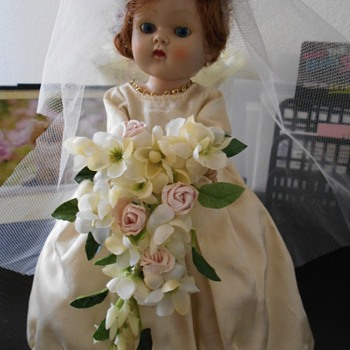 Vogue Bride doll