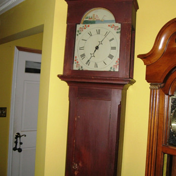 Thirty Hour Connecticut Tall Clock