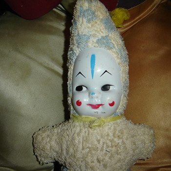 1950s Clown Dolls - Dolls