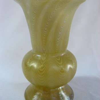 Loetz PG 6893 Vase - Art Glass