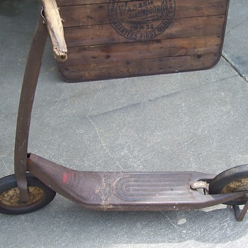FIRESTONE JUNIOR CRUISER SCOOTER