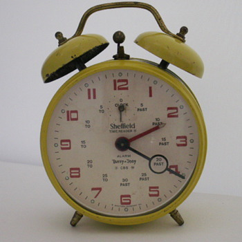 Sheffield Time Reader - Clocks