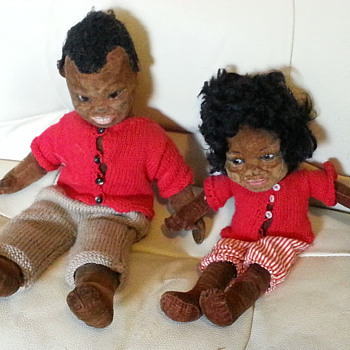 Unknown Dolls - Dolls