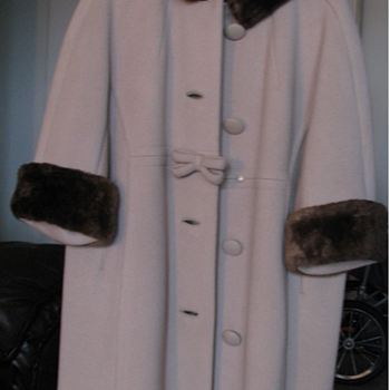 Vintage Halle Brothers Coat - Womens Clothing