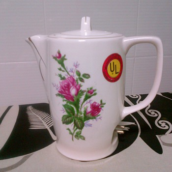 Vintage Japanese Electric Jug/Kettle