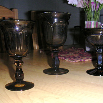 Fenton Stemware