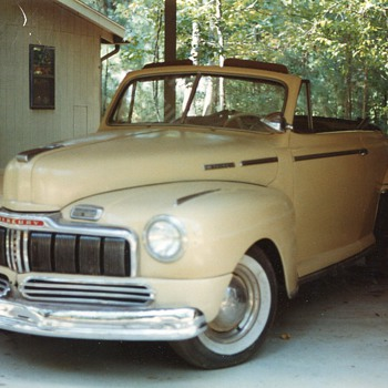 1948 Mercury  done in the '90s