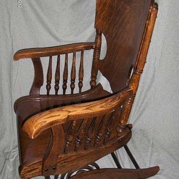 My Grandmother&#039;s Rocking Chair - Furniture