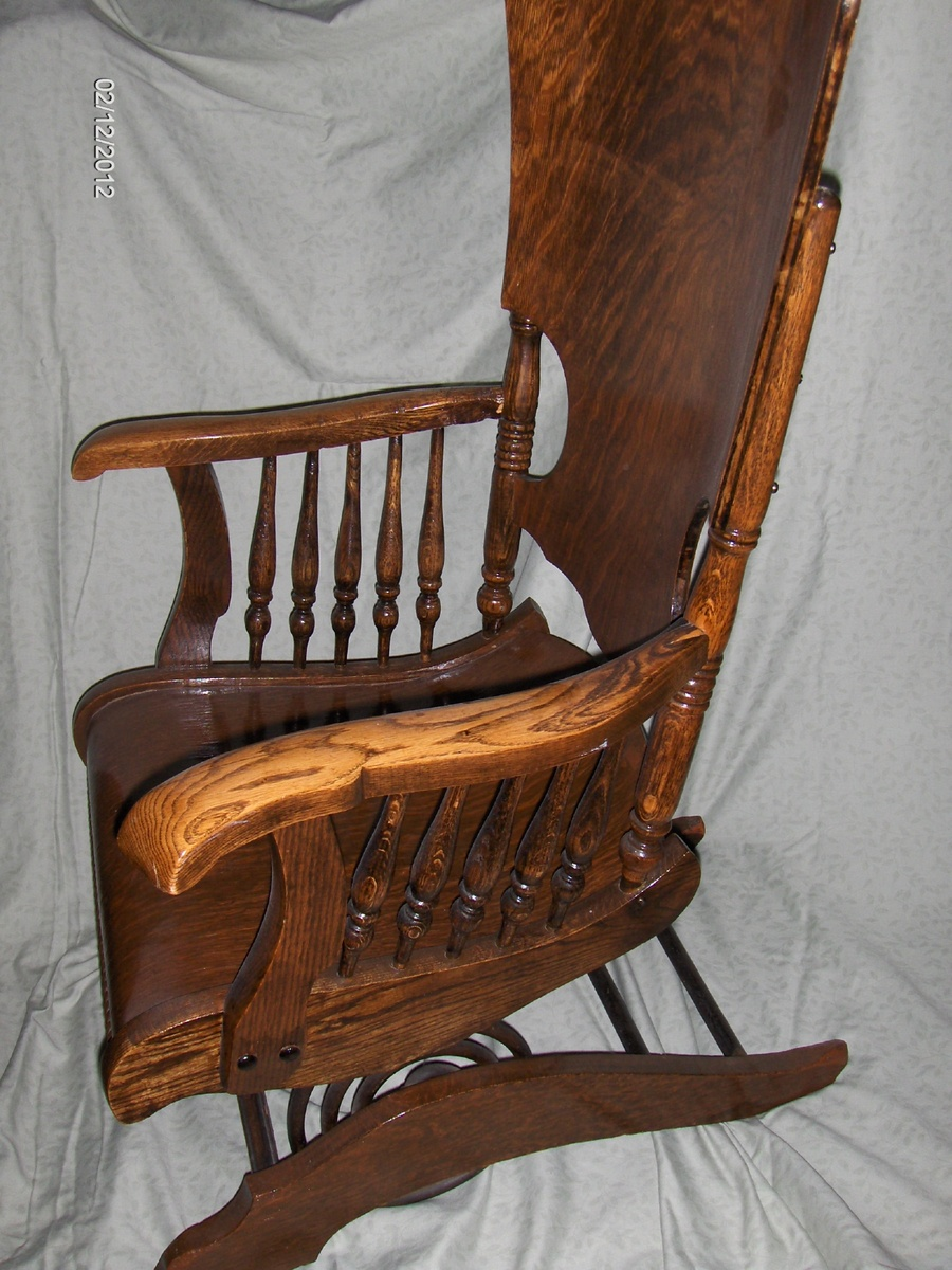 My grandmother s rocking chair collectors weekly