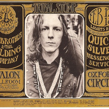 Tribal Stomp at the Avalon Ballroom, Feb 1967 - Posters and Prints