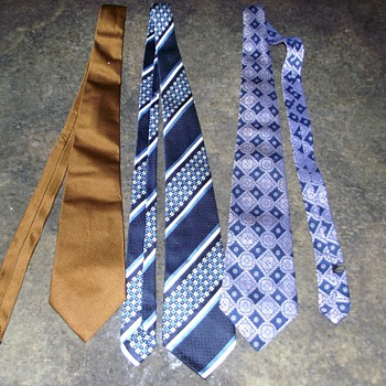 1976-mens ties. - Mens Clothing