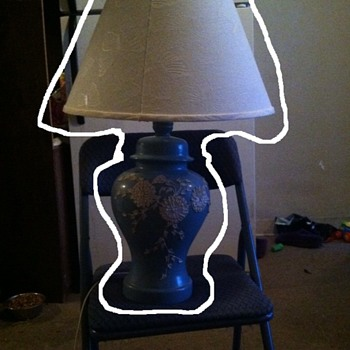 Can anyone tell me about this lamp?