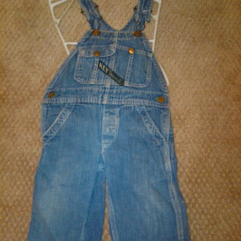 My old overalls