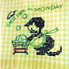 Embroidery Kitchen Dish Towels