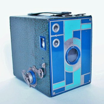 Kodak No.2 Beau Brownie Box Camera