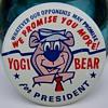 Yogi Bear For President 1964 Campaign