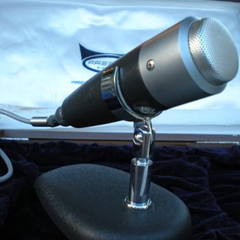 Vintage Freeman Microphone