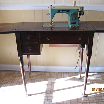Grandmothers Sewing Machine