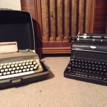 My vintage typewriters - Office