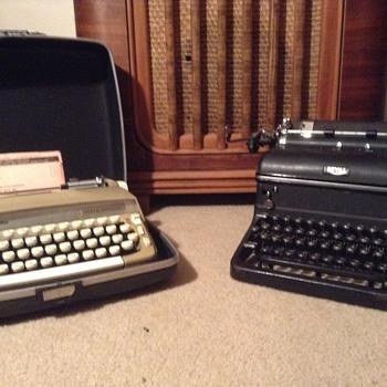 My vintage typewriters - Office