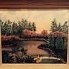 Oil painting signed m. Prosser