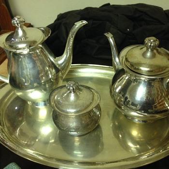 German Coffee / Tea Service